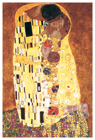 (c) Gustav Klimt, The Kiss
